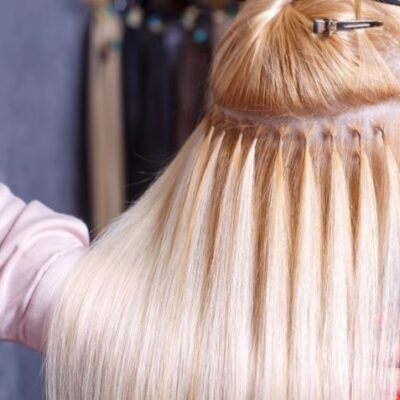fusion hair extension