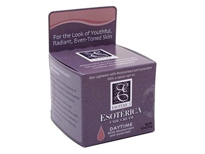 Esoterica Fade Cream Review